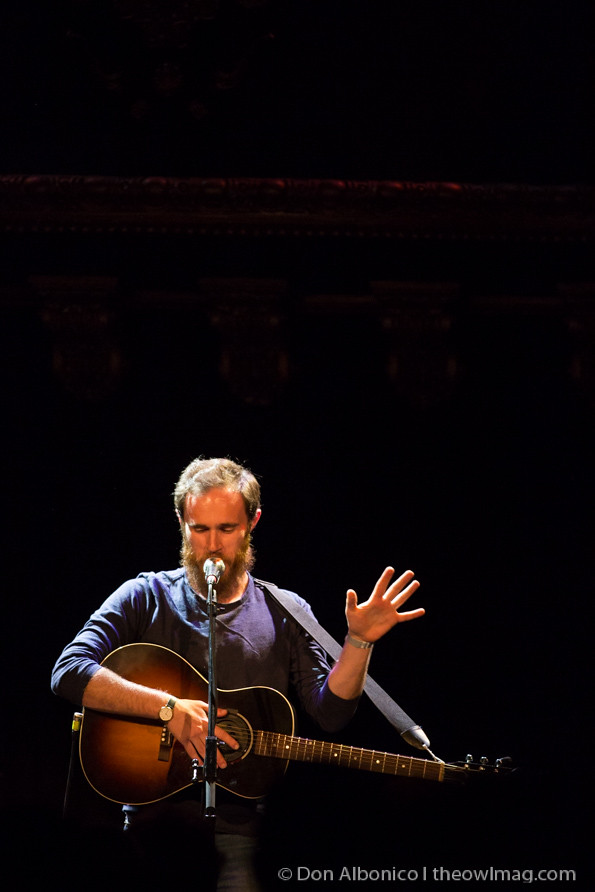 James Vincent McMorrow @ Great American Music Hall, SF 4/22/14