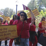 RN-Backed Bills on Patient Choice, Holding Hospitals to Account on Charity Care Advance in Sac.
