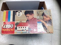 Lego #285 Basic Set 1963