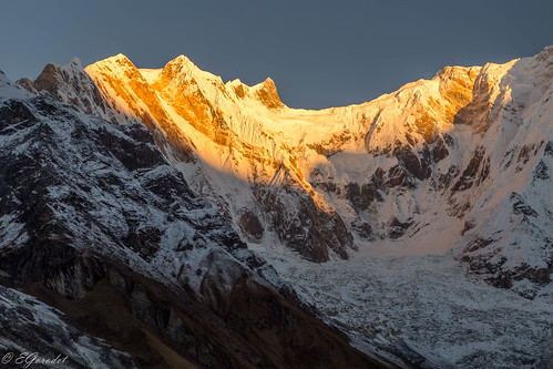 morning travel nepal mountains nature sunrise conservation annapurna hdr sanctuary himalayas basecamp ghandruk westernregion