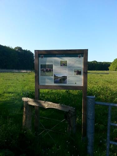 Radtour am 17.5.2014: Naturpark Aukrug