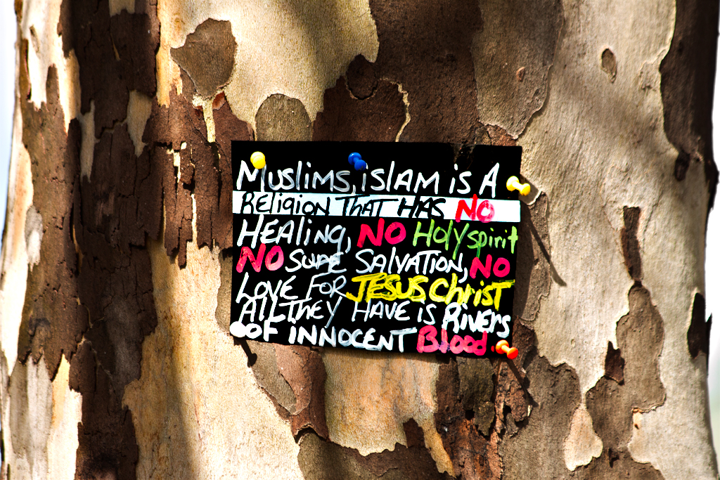 islam-is-A-Religion-That-Has-No-Healing--Harlem