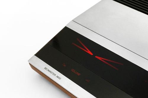 BeoMaster 2400 Volume