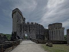 Lot et Garonne - Château de Bonaguil