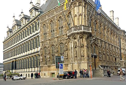 Belgium-6317 - Ghent Town Hall