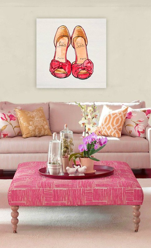 Pink Interiors