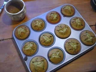 matcha-muffin