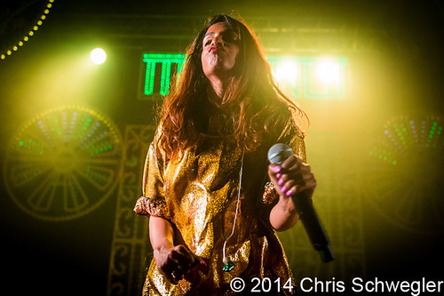 M.I.A. - 04-30-14 - The Jack White Theatre, Detroit, MI