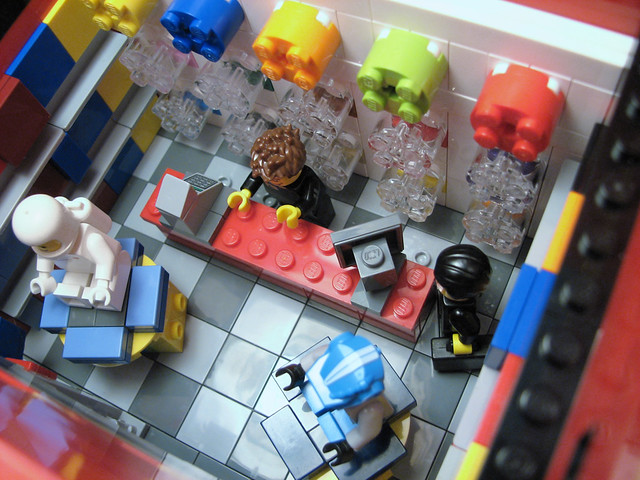 The Blocko Store - interior
