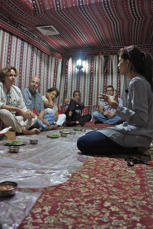 Yemeni style dinner Al Tawasol Restaurant, Diera