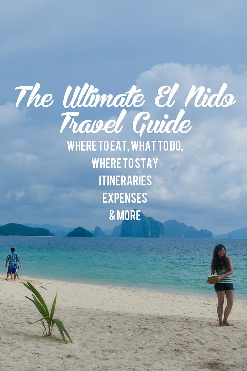 nido palawan travel guide