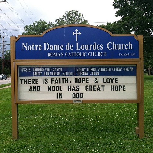 Save Notre Dame de Lourdes #archphilly