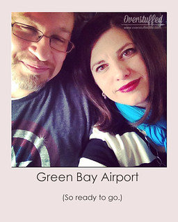 NYC Selfie Green Bay