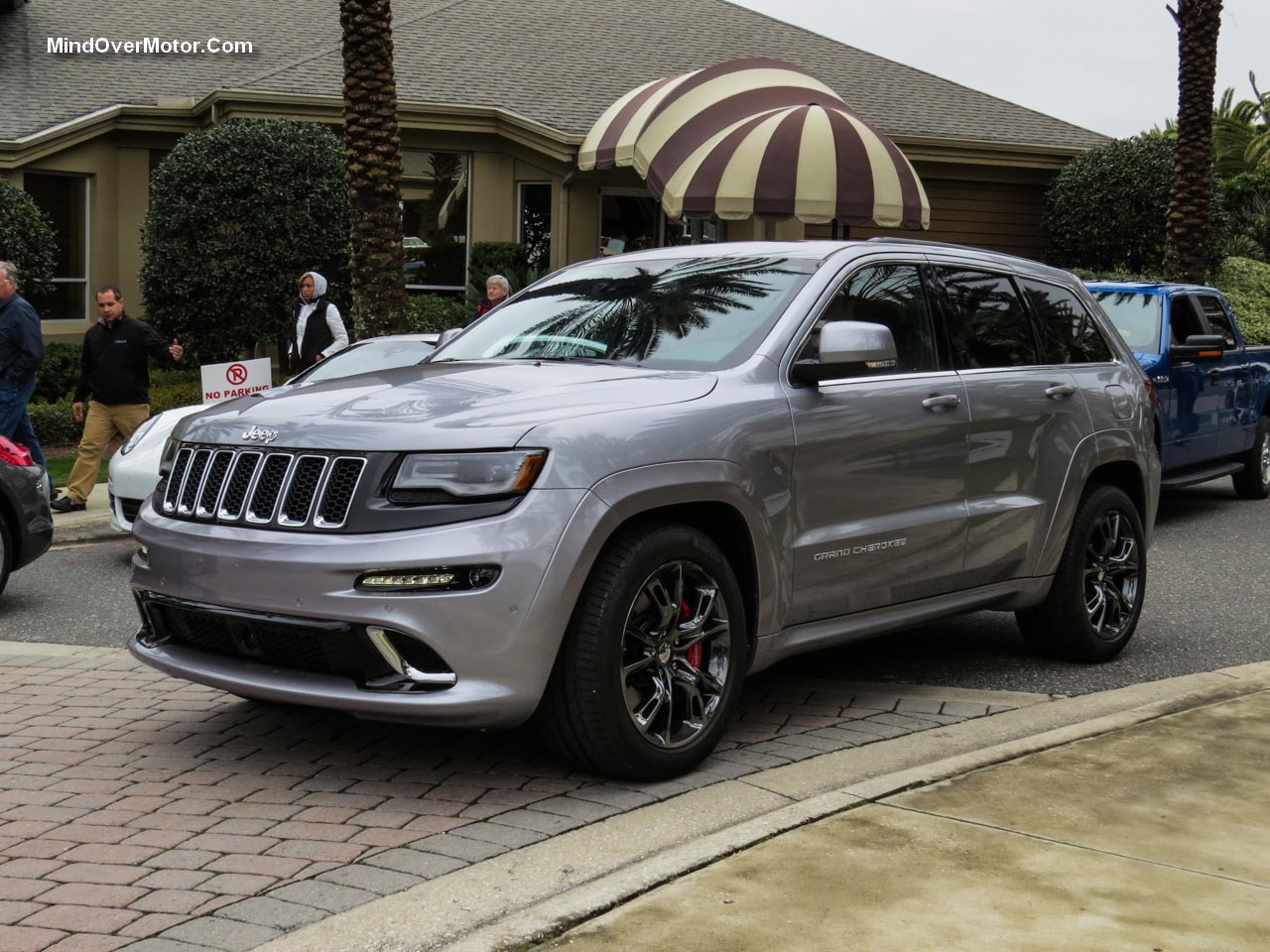 2014 Jeep Grand Cherokee SRT Review, Alu0027s Take (Grade: B)