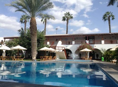 nazca hotel
