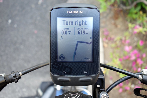 Garmin Edge510 Navi
