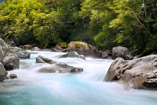 New Zealand & Smooth Water
