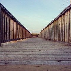 #bridge #woodbridge #platform #myphotography #aftereight #awesomeview #niceplace #walk