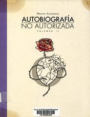 Nacho Casanova, Autobiografía no autorizada II