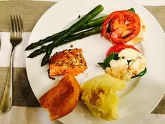 Dinner by Emily