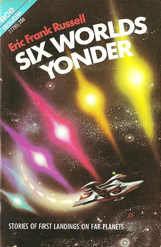 Eric Frank Russell - Six Worlds Yonder (Ace)