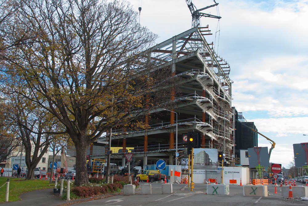 X marks the spot rebuild of 151 cambridge terrace on the for 151 cambridge terrace christchurch