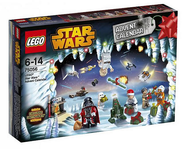 LEGO Star Wars 75056 - Advent Calendar 2014