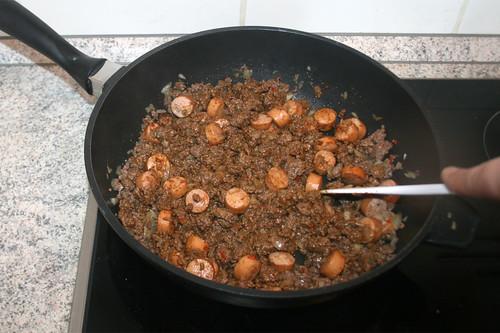 30 - Gewürze mit anbraten / Braise spices