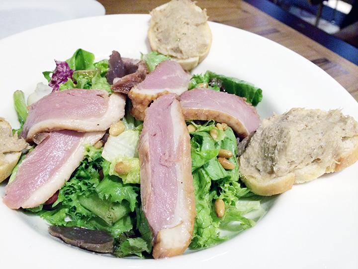 salad landaise