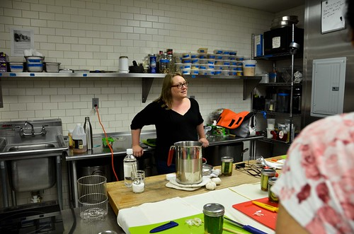 Preserving Workshop with Marisa McClellan