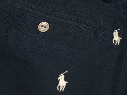 Ralph Lauren / Pony Embroidered Short