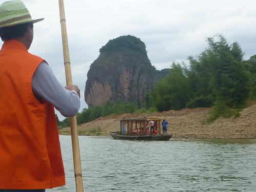 Jiangxi-Longhu Shan-3 Radeau (80)