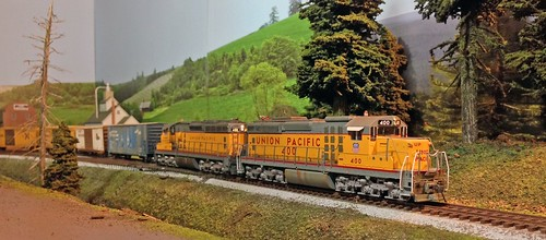 June 2014 Model Railroad Update