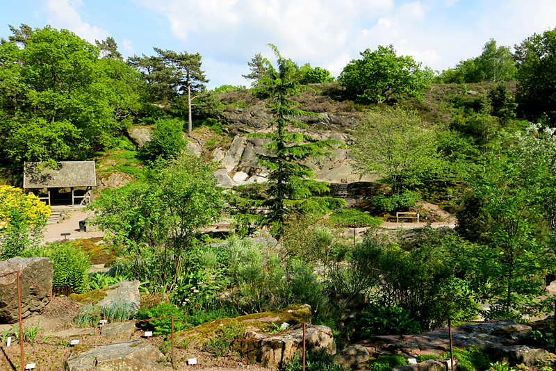 Botaniska Trädgården, Göteborg