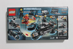 Jouet Lego Ultra Agents 70162  L'Interception d'Infearno  La Minuté Bébé