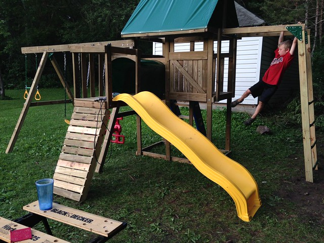 Play set building