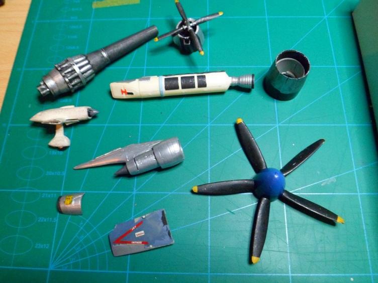 Mirage III E 1/32 revell 14286198255_4433ed560e_o