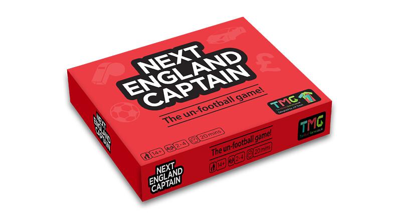 Next England Captain Box