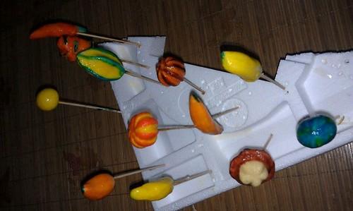 Rực rỡ sắc màu với bánh trái cây 6
