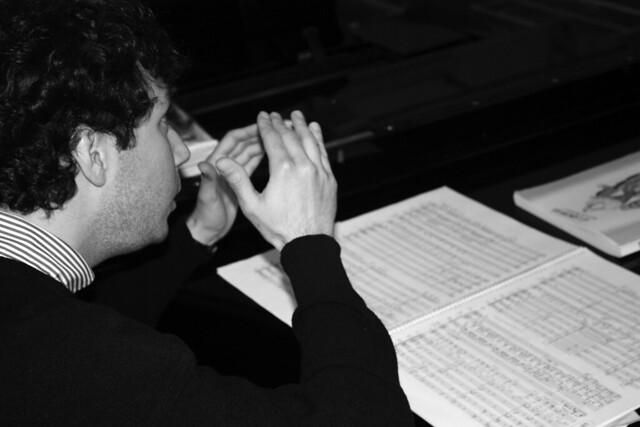 Jette Parker Associate Conductor Michele Gamba © Jihoon Kim