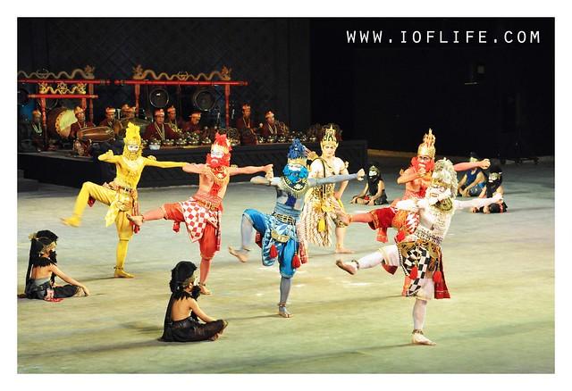 Ramayan ballet performance 1