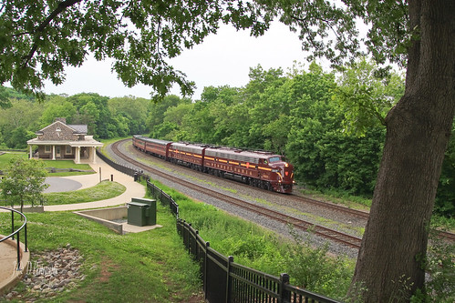 park railroad reading state e8 valleyforge prr emd pennsylvaniarailroad juniataterminal