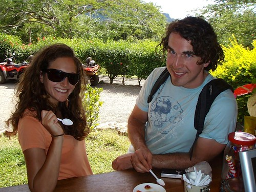Moorea atv tour food tasting