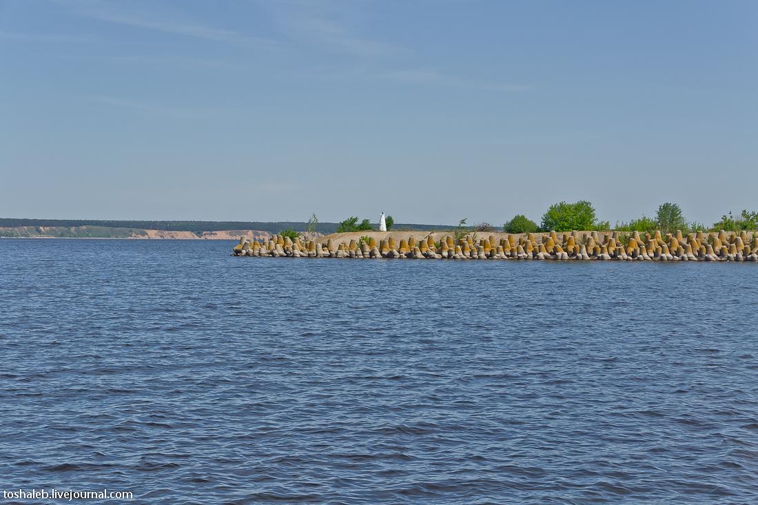 Куйбышевское водохранилище-9