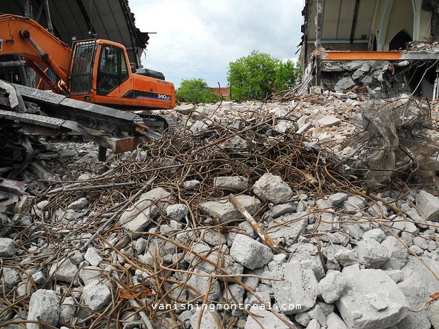 Eglise Notre-Dame-de-la-Paix demolition 6/06/14 14