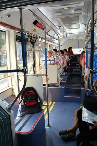 台中BRT車輛