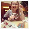 #Cribbage with my favorite sister =) #siblingsrock