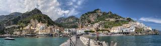 Panorama of Amalfi [IT]