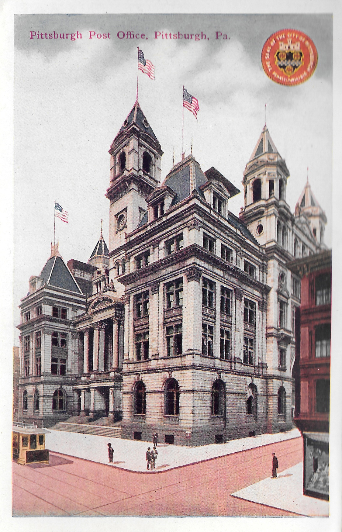 Postcard3-PittsburghPostOffice