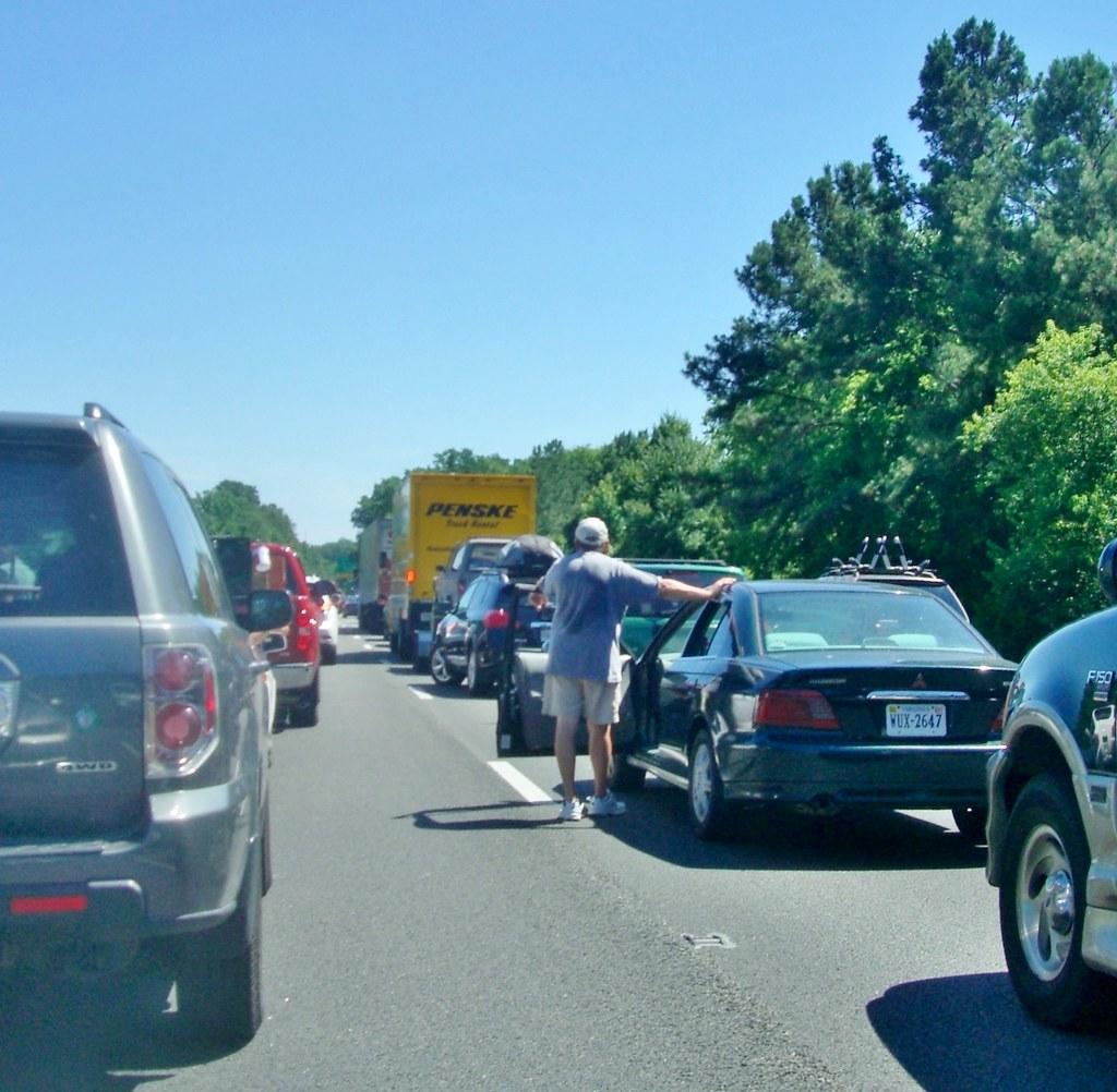 Traffic on I95